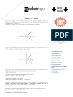 Exercícios Resolvidos_ _ESTÁTICA_ Equilíbrio de Uma Partícula Problema 3-2 R. C
