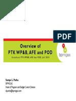 Pak Sampe L. Purba - Overview of PTK - KBPM