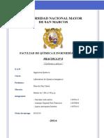 Informe Práctica 8 Carbono y Silicio