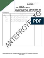 Anteproyecto Trabajos de molienda pesca herraminetas especiales y tubulares para los pozos de ña region.pdf