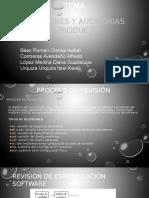 Revision y Auditoria a Producto