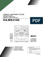 CA-MXJ150