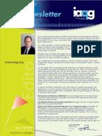 IAQG Newsletter 3_April 2012
