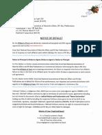 Notice of Default to RV Bey  _20170603_0001