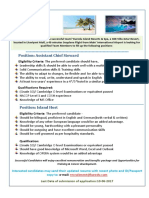 Job Vacancies KIR060217