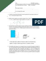 Examen Susti Fis II Agron Microsoft Word