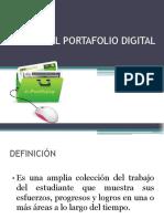el portafolio digital