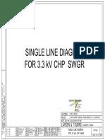 SLD 3.3 Kv CHP swgr 9548-205-PVE-P-018-03