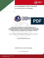 Bustamante Carlos Diseño Base Datos Gestion Configuracion Basado