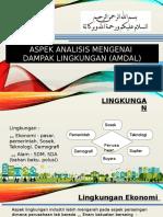 6 Aspek AMDAL