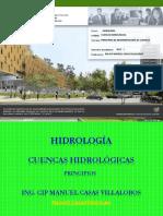 Urp 2017-i Clase 08 Cuencas Hidrologicas II
