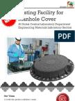 Manhole Cover Testing 1