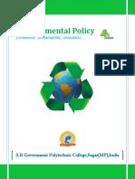 Environmental Policy 2017