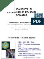 9. Poliomielita Si Vaccinurile Polio in Romania
