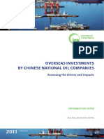 20110201 Oversea Investments by Chinese Natitional Oil Companies