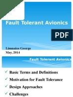 Lecture Sample Fault Tolerant Avionics