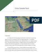 Criza Canalului Suez