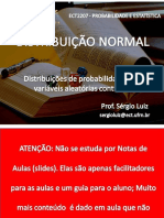 Slides Distribuio Normal