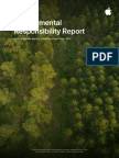 Apple Environmental Responsibility Report 2017