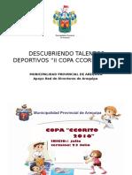 DESCUBRIENDO TALENTOS  DEPORTIVOS.pptx