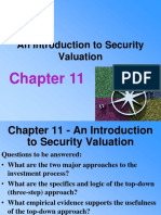 Ch11-Valuation of Securities