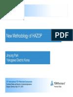 New HAZOP Methodology