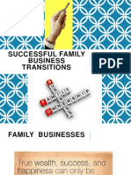 Professor Aung Tun Thet - Successful Family Business Transitions