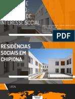 Pesquisa de Repertorio Habitação de Interesse Social PDF