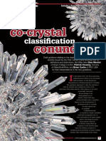 Co Crystallization