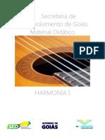 9. Caderno Harmonia I