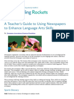 A Teacher's Guide to Using Newspapers to Enhance Language Arts Skills _ Reading Rockets