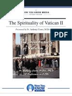 The Spirituality of Vatican II