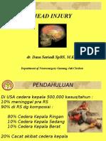 Head Injury 140510