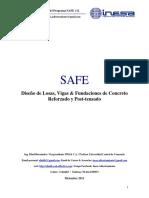 Manual de SAFE v12 Diciembre 2011 R0