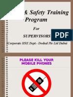 Training START(Supervisors) AJRVERSION
