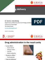 Nasal Drug