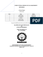 seminar report civil