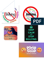 Anti-bullying Sajini Poster