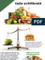 Alimentația-echilibrată