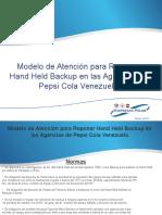 Modelo de Atencionpara Backup Pepsicola