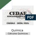 Ciências Exatas Integradas - Cálculos Químicos