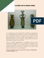 Unguenta, los perfumes entre los antiguos romanos.pdf