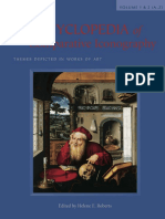 Roberts Encyclopedia of Comparative Iconography Themes Depicted in Works of Art