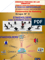Grupo 03 - Stakeholders
