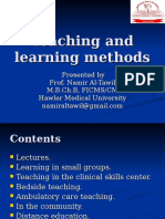 Teaching and Learning Methods_revised_-Namir