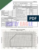 Manifesto de Peso e Balanceamento Flyeagle