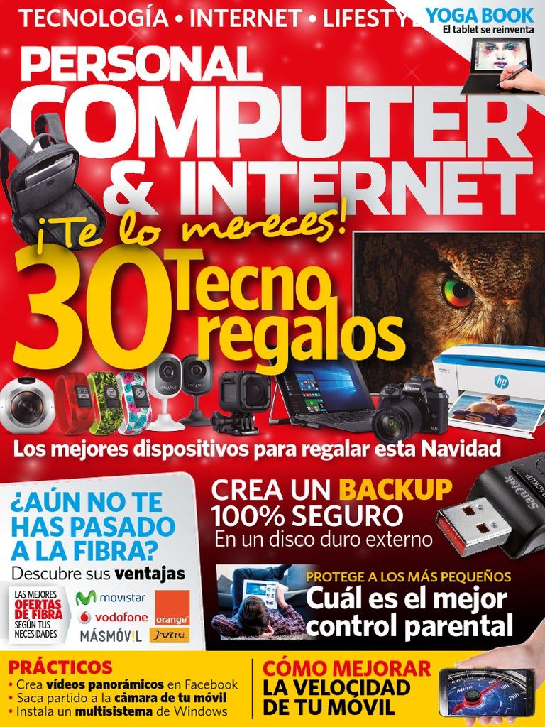 Personal Computer Internet Nº 169 Redes Sociales Y