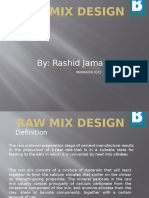 Raw Mix Design By Rashid Jamal(16.02.2017).pptx