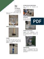 Aparatos y Materiales