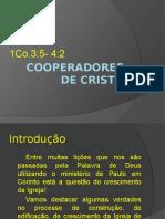 Cooperadores de Cristo